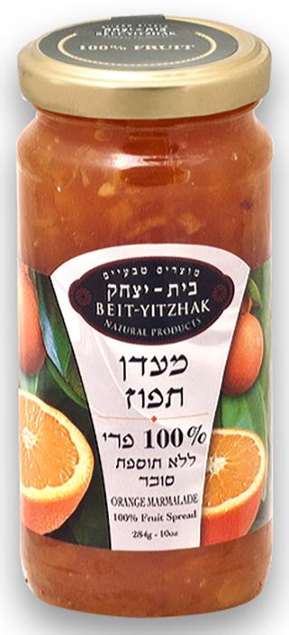 Джем Natural Products Beit Yitzhak LTD «Апельсин»100% без сахара «Бейт Ицхак» 284г Стеклянная банка, 284