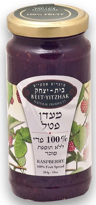 Джем Natural Products Beit Yitzhak LTD «Малина» 100% без сахара «Бейт Ицхак» 284г Стеклянная банка, 284