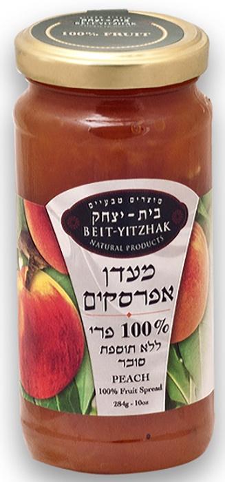 Джем Natural Products Beit Yitzhak LTD «Персик» 100% без сахара «Бейт Ицхак» 284г Стеклянная банка, 284