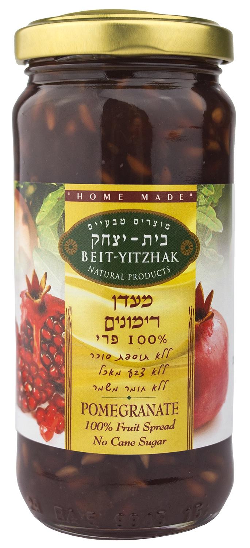 Джем Natural Products Beit Yitzhak LTD «Гранат» 100% без сахара «Бейт Ицхак» 284г Стеклянная банка, 284