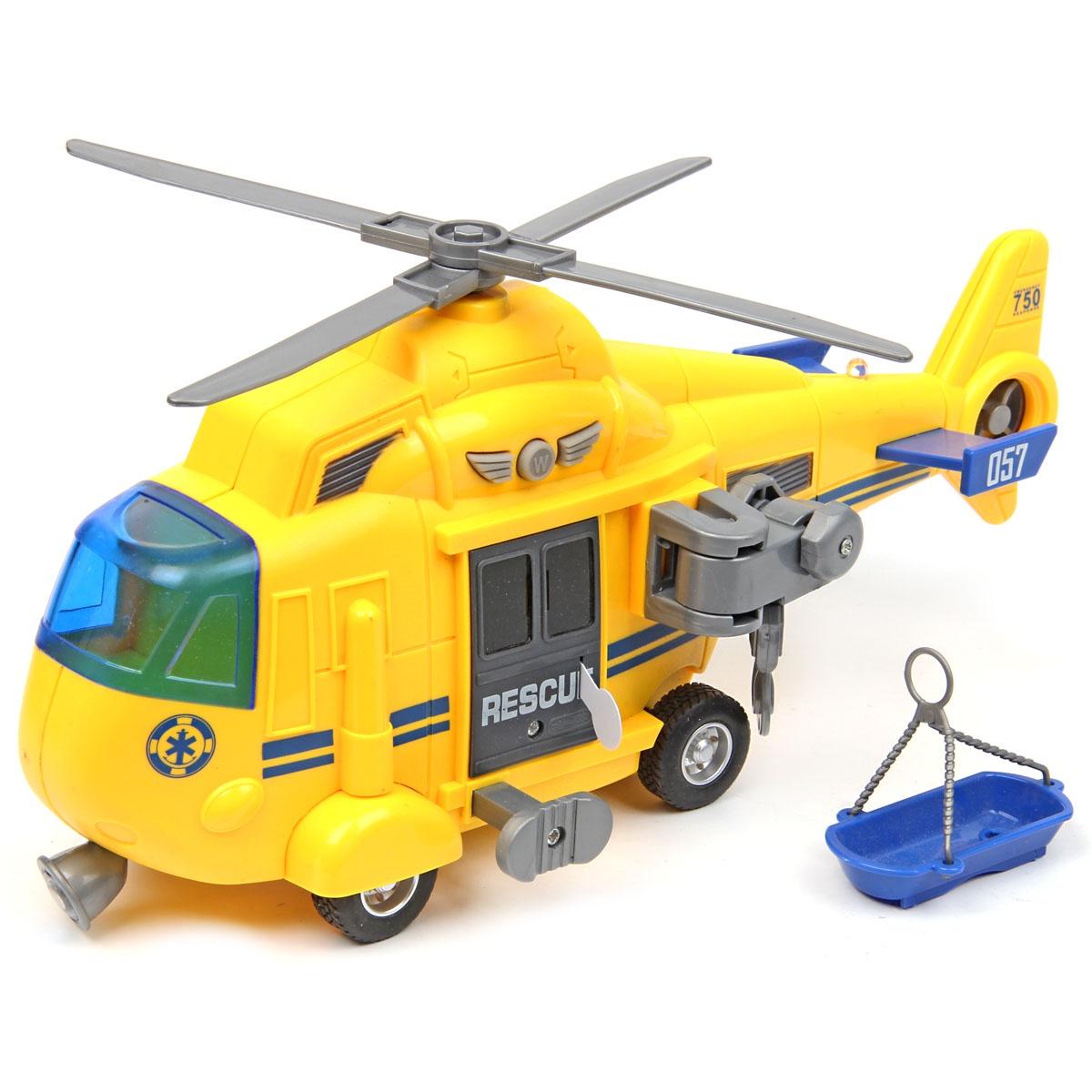 Вертолет Drift Вертолет 1:16 желтый фигурка декоративная disney леди и бродяга 16 5 см
