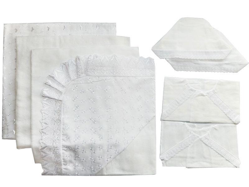 Комплект на выписку ПАПИТТО комплект арго нежный на выписку сатин 8 предметов в ч конверодеяло шампань 001 8