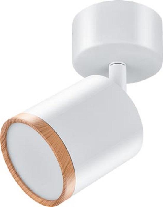 Накладной светильник Lumin'arte SPOT06-CLL5W-1, белый настольный led светильник lucia pyxis 5w 4000k красный