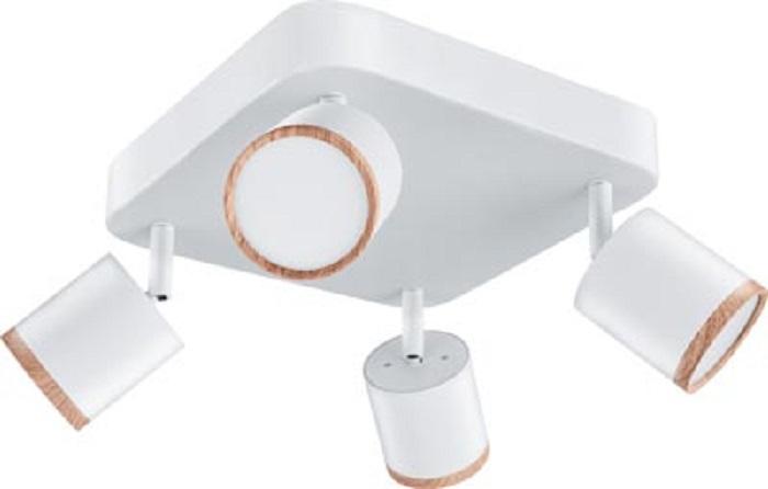 Накладной светильник Lumin'arte SPOT06-CLL20W-4, белый недорго, оригинальная цена