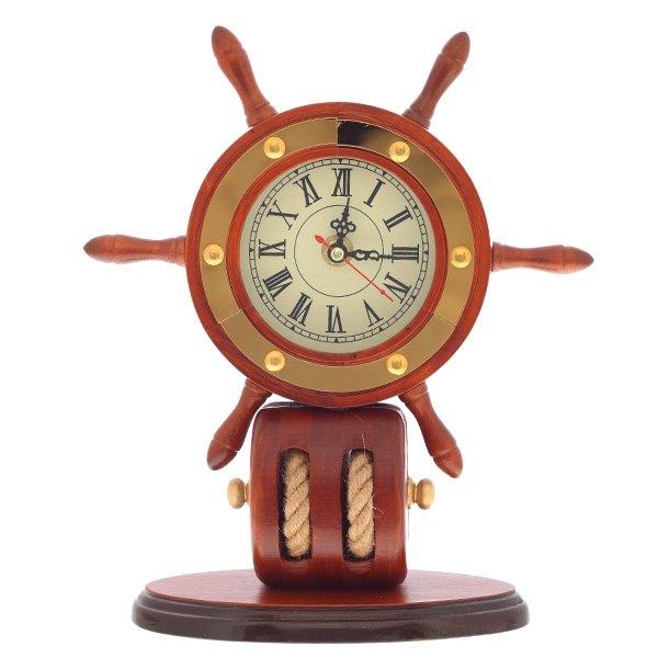 Настольные часы Triumph Market RK-676742RK-676742Часы прекрасно украсят любой интерьер и подарят радужное настроение. Также окажутся приятным и полезным подарком для ваших родных и близких.