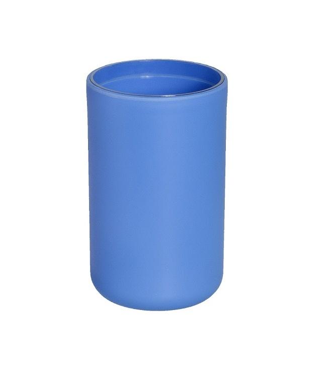Стакан для ванной комнаты Vanstore Стакан для ванной комнаты, голубой цена и фото