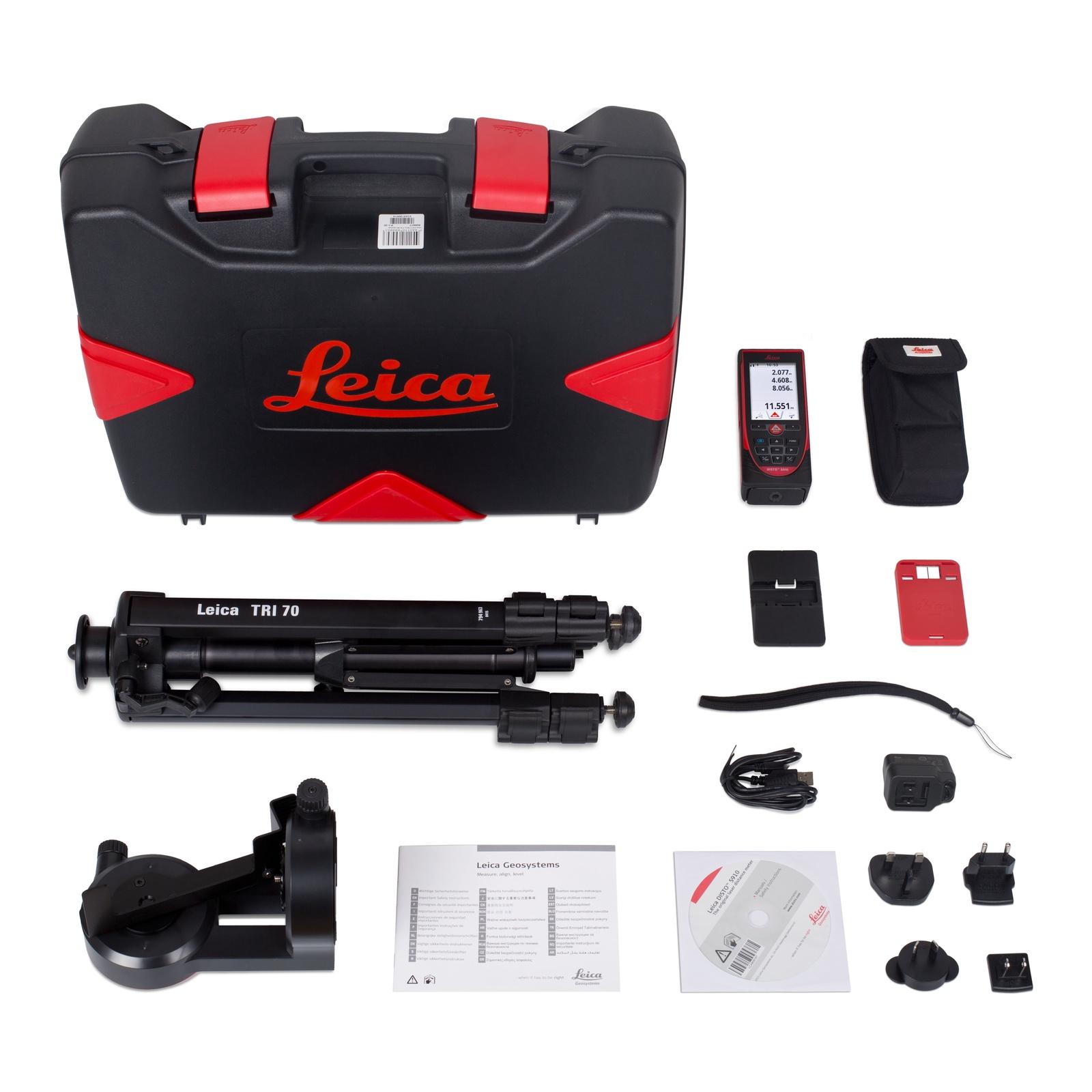 Комплект Leica DISTO S910 806677
