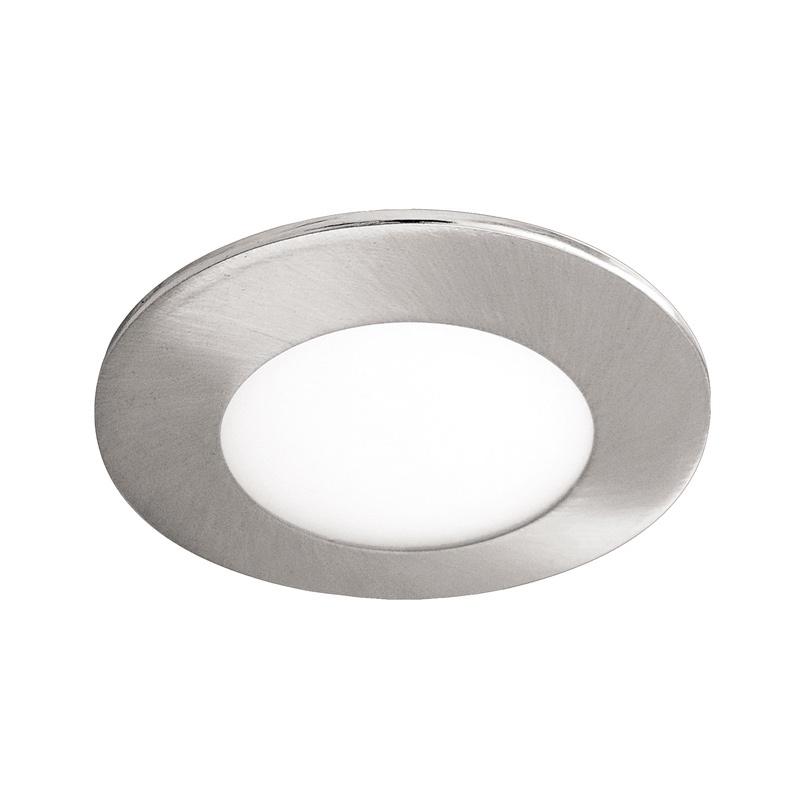 Встраиваемый светильник Lumin'arte DLUSCH-DLL5W, серый металлик настольный led светильник lucia pyxis 5w 4000k красный