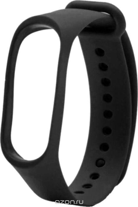 Ремешок для фитнес-браслета Xiaomi для Mi Band 3, черный все цены