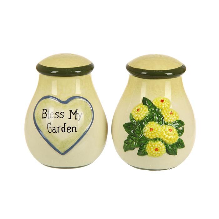 Набор для специй Blonder Home XLSGAR075E набор солонка перечница royal bone china набор солонка перечница