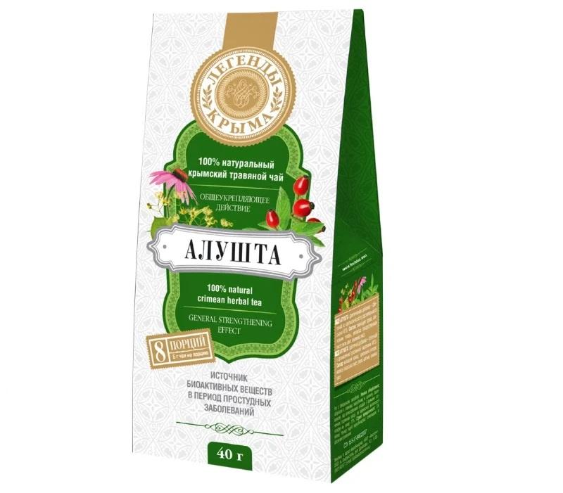 Фиточай Floris Легенды Крыма Алушта, 40 г чай травяной floris легенды крыма алушта 40 г