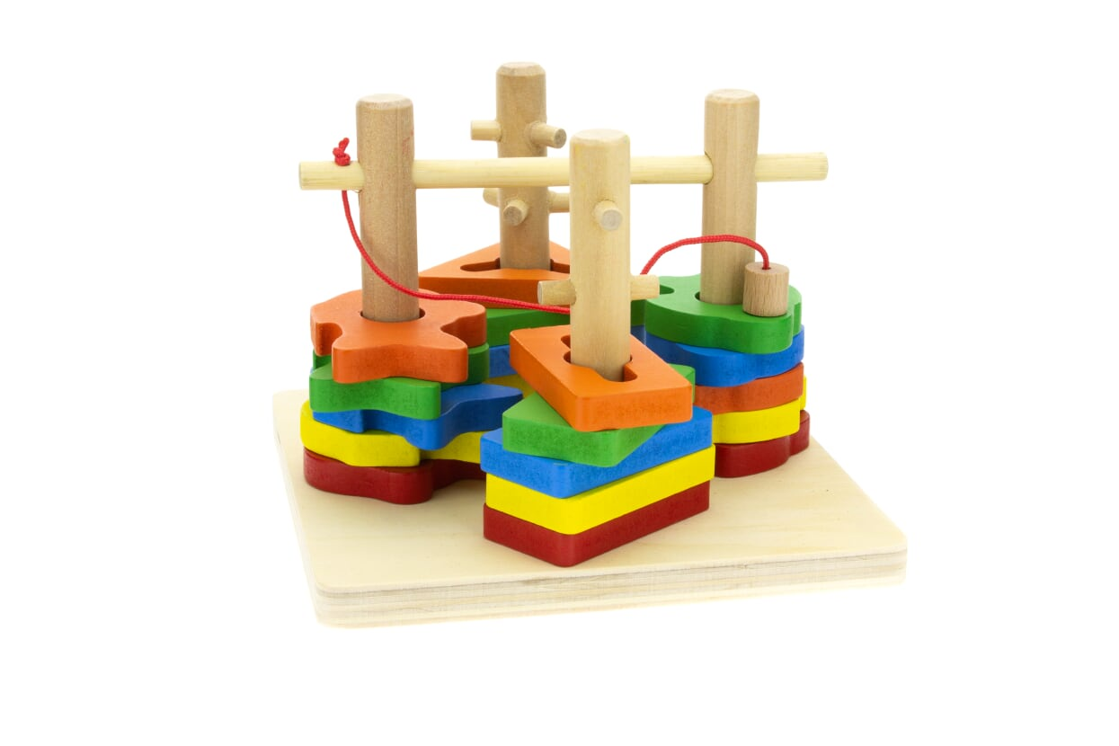 Развивающая игрушка IQ Format Сортер