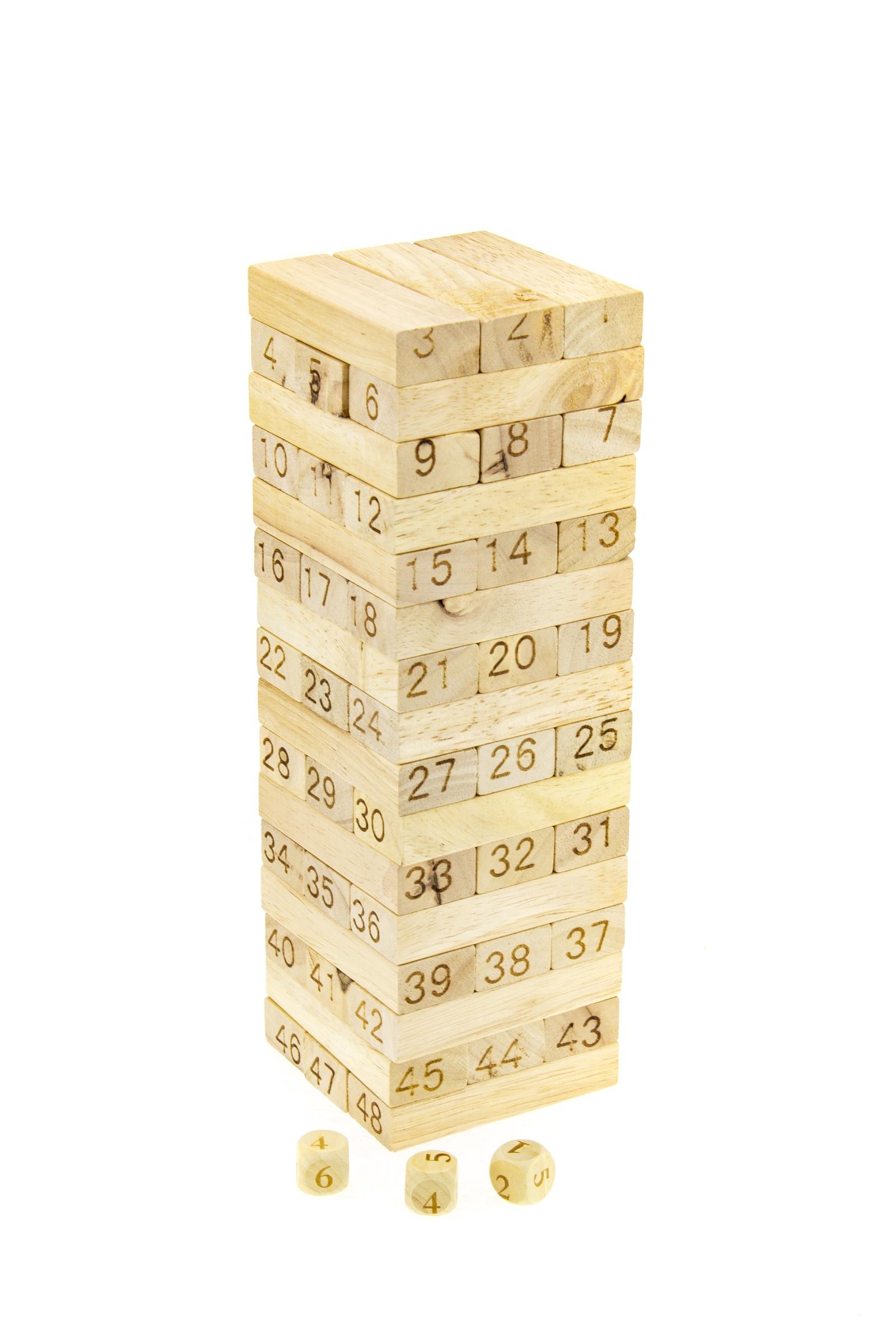 Развивающая игрушка IQ Format Падающая башня башня для бросания кубиков dice tower тотем орков