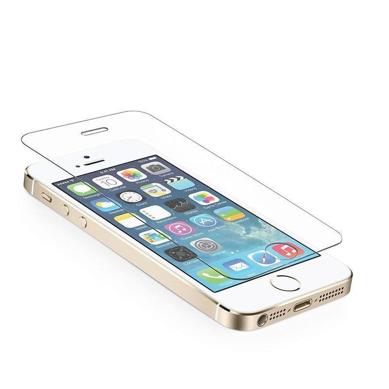 Защитная пленка Pearleasy Screen Protector для Apple iPhone 5S/5/SE, прозрачный