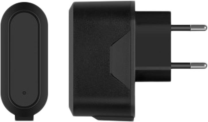 Сетевое зарядное устройство Prime Line 2304, 1A, черный сетевое зарядное устройство prime line 2310 usb 2 1a черный