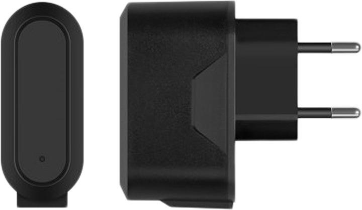 Сетевое зарядное устройство Prime Line 2311, 2.1A, черный сетевое зарядное устройство prime line 2302 microusb 1a черный
