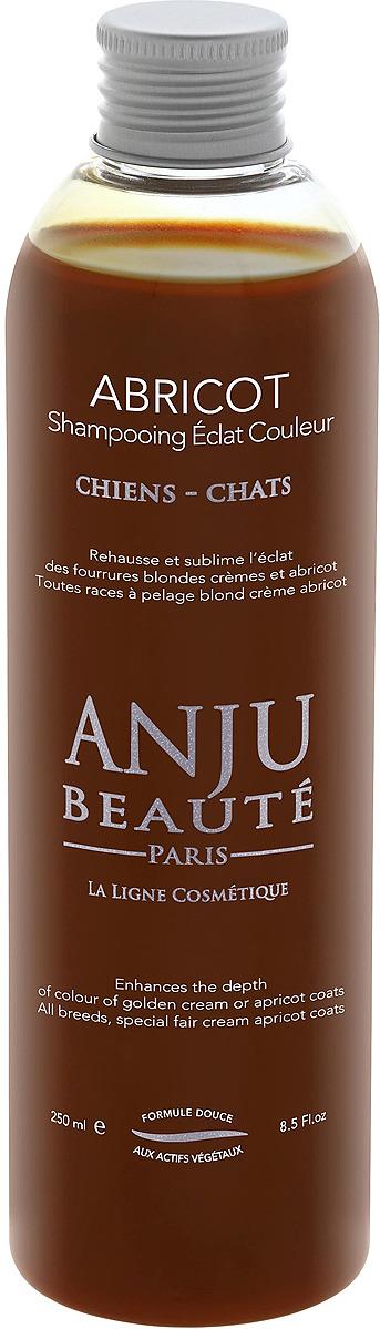 Шампунь для животных Anju Beaute Abricot Shampooing, 250 мл