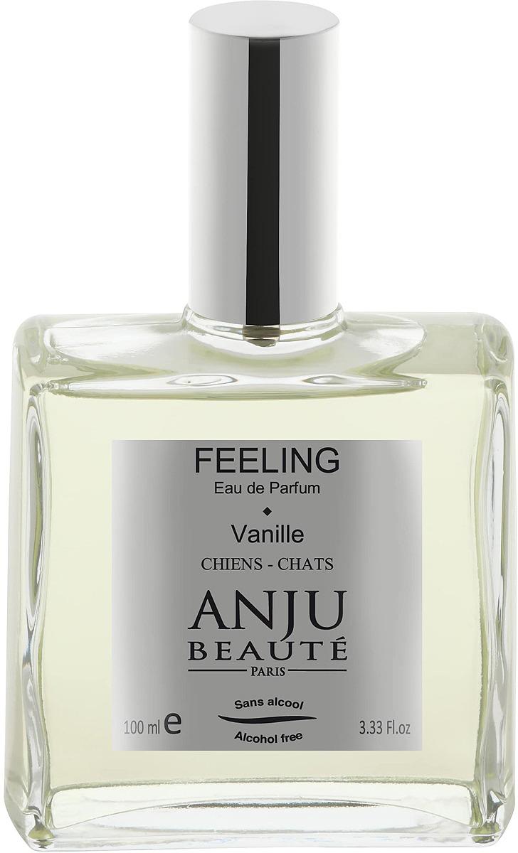 Духи для собак и кошек Anju Beaute Feeling Eau de Parfum Ваниль, 100 мл