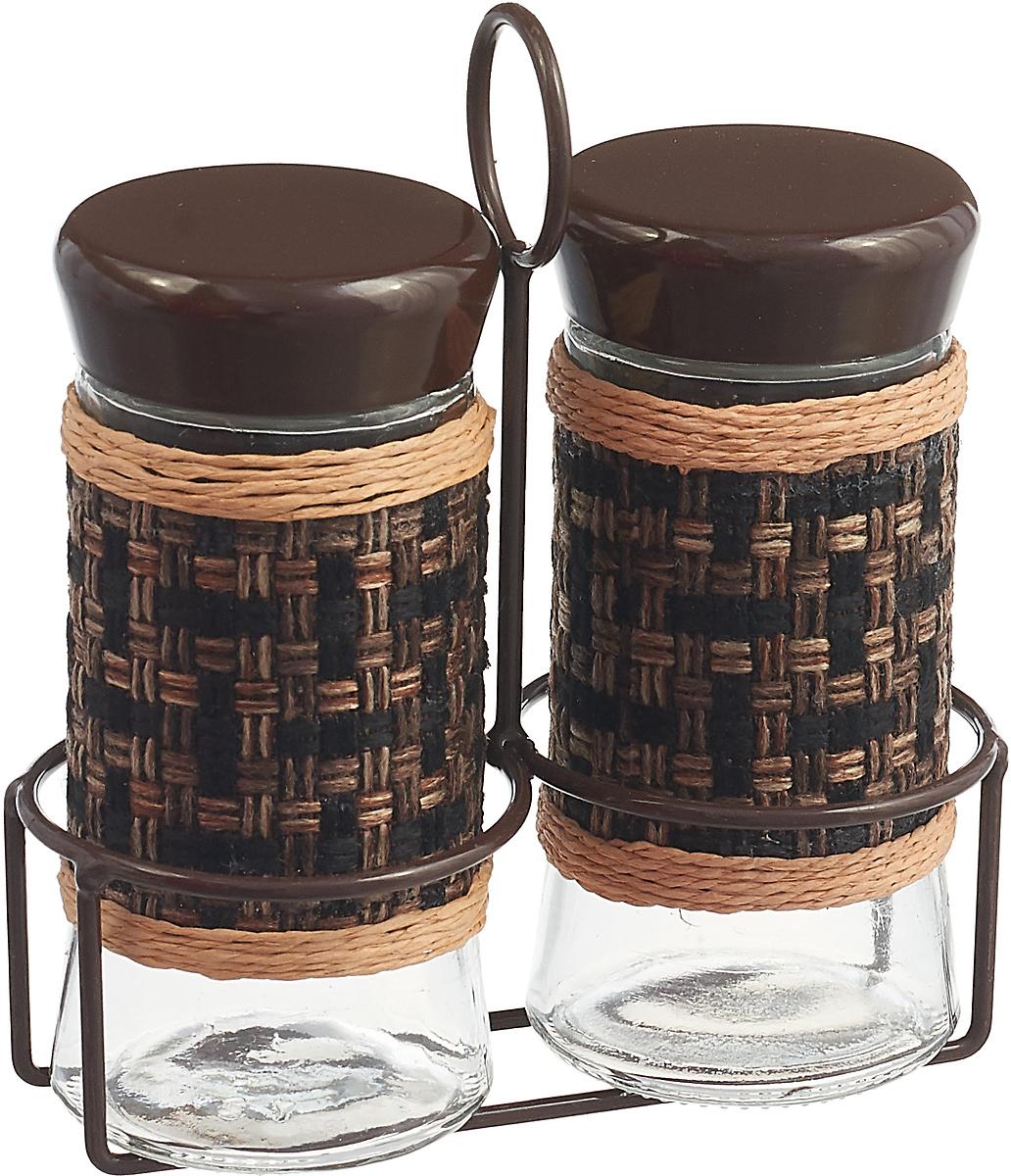 Набор для специй Mayer & Boch, 28726, коричневый, 3 предмета