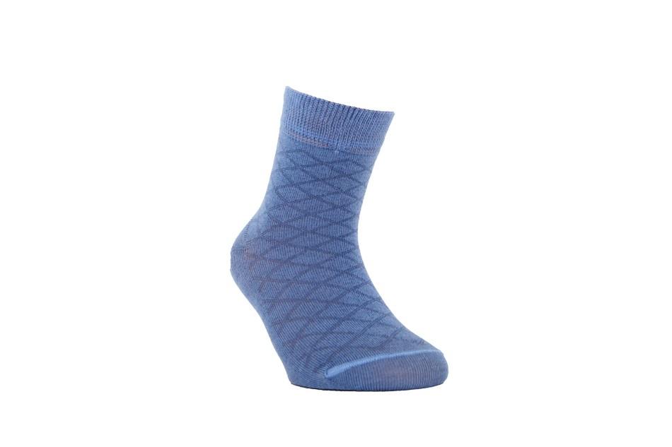 Носки Conte Kids носки детские soxo цвет синий голубой 76990 2 размер 19 21