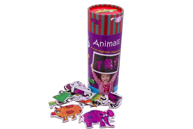 Пазл для малышей The Purple Cow Животные trefl классические пазлы для малышей дикие животные 1 от 2 лет