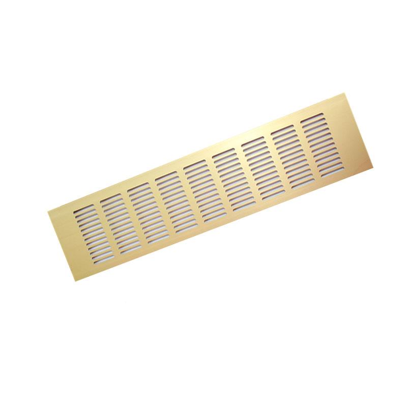 все цены на Вентиляционная решетка Europlast RA 1250G, золотой онлайн