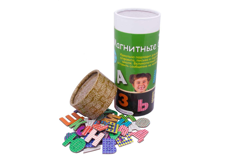 Настольная игра The Purple Cow Магнитная игра Магнитные буквы русские инструмент сборщика 9 букв