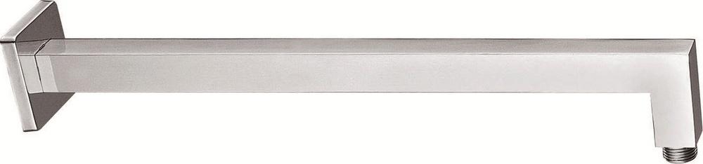 Держатель душевой лейки SMARTsant SM9PSM9PSMART. Держатель лейки верхнего душа SM9Р, квадратный, L 387 мм, хром