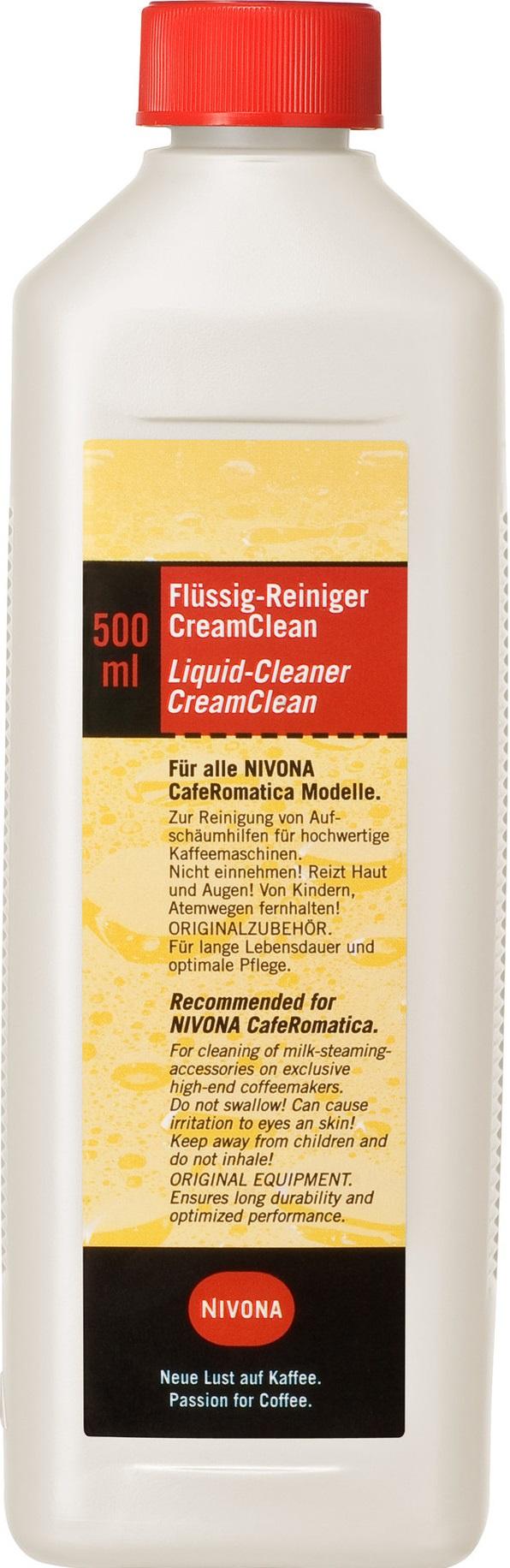 Средство для очистки Nivona NICC 705, белый nagara средство для очистки туалета 500 мл