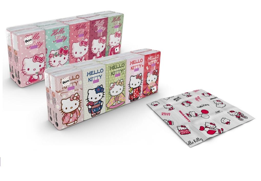 Фото - Салфетки бумажные World Cart Платки, белый papia бумажные платочки 10 пачек по 10 шт