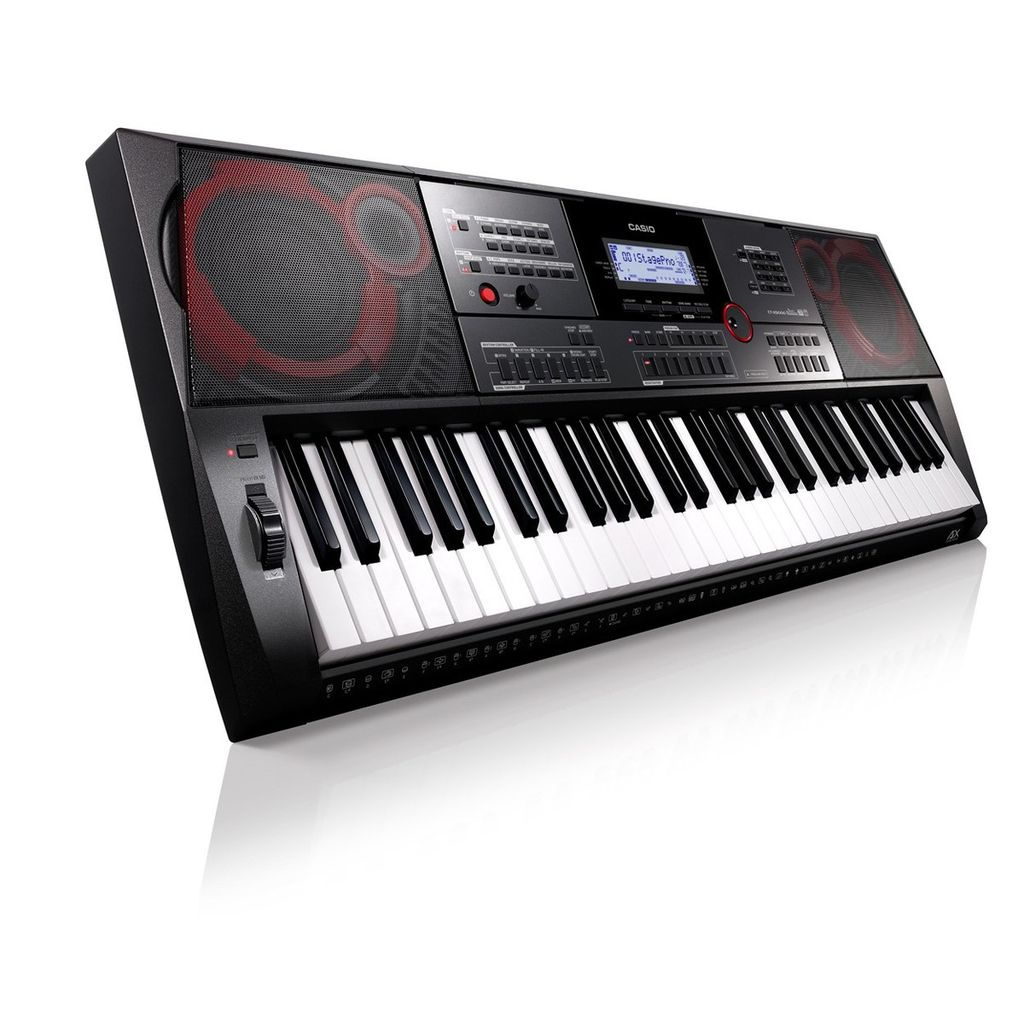Цифровой синтезатор Casio CT-X3000, черный видеорегистратор x3000