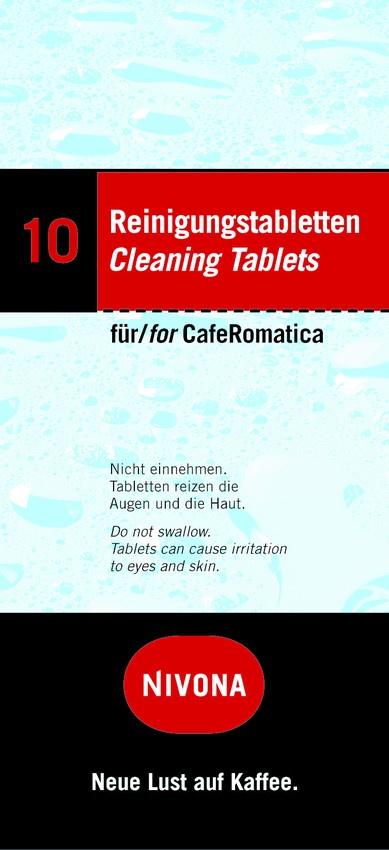Средство для очистки Nivona NIRT 701 аксессуар для кофемашины nivona nico 100 черный