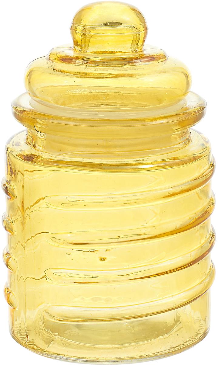Банка для сыпучих продуктов Mayer & Boch, 27080, желтый, 250 мл банка для сыпучих продуктов mayer