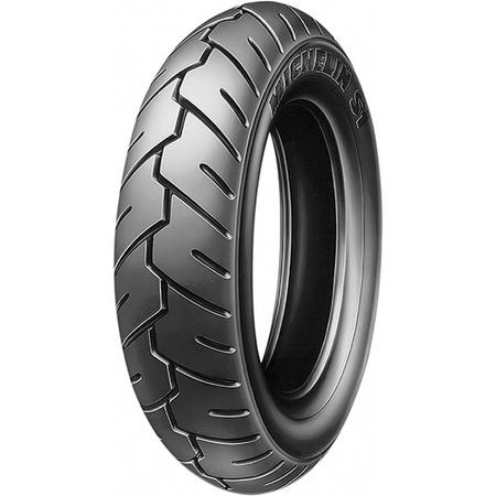 Шины для мотоциклов Michelin 671887 100/80R 10 моторезина michelin scorcher 31 100 90 b19 57h tl tt передняя