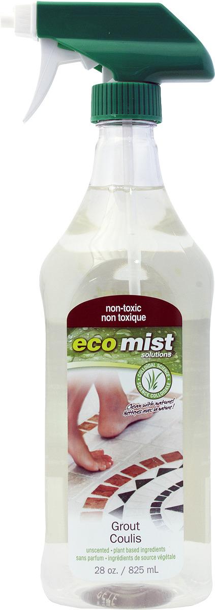Средство для чистки затирки швов плитки Eco Mist, 825 мл средство для удаления жира eco mist 825 мл