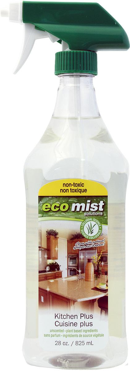Средство для очистки кухонных поверхностей Eco Mist, 825 мл средство для удаления жира eco mist 825 мл