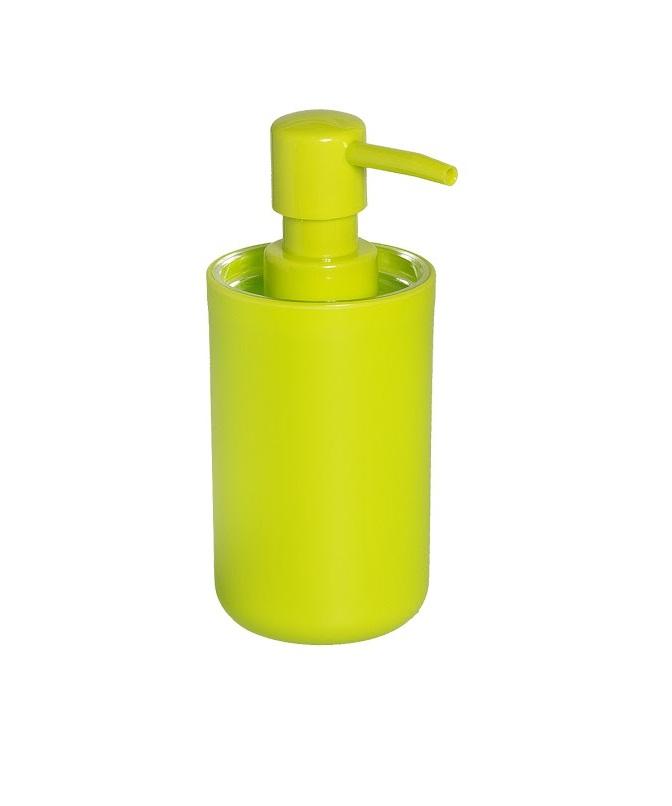 Дозатор для мыла Vanstore Дозатор для жидкого мыла, салатовый дозатор для жидкого мыла vanstore wiki white цвет белый 300 мл