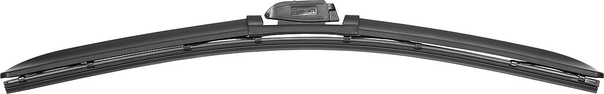 Гибридная щетка стеклоочистителя Rekzit Hybrid, 916 65, черный, 26/65 см