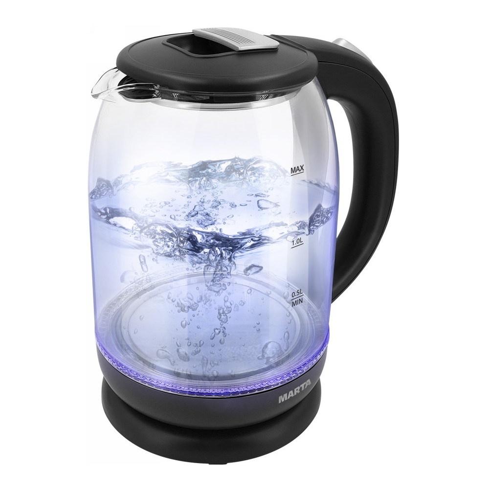 лучшая цена Электрический чайник MARTA MT-1096