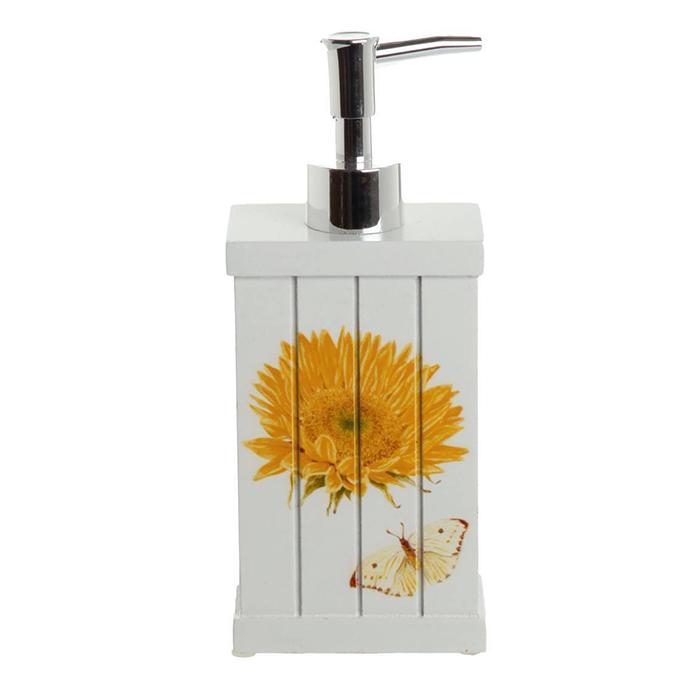 Дозатор для мыла Blonder Home XSWSUN002W дозатор для мыла ribba