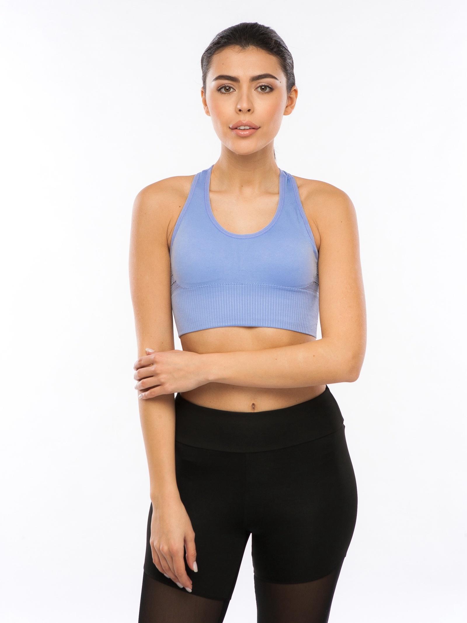 Фото - Топ Pro-fit топ женский pro fit цвет черный оконтовка размер 40 42