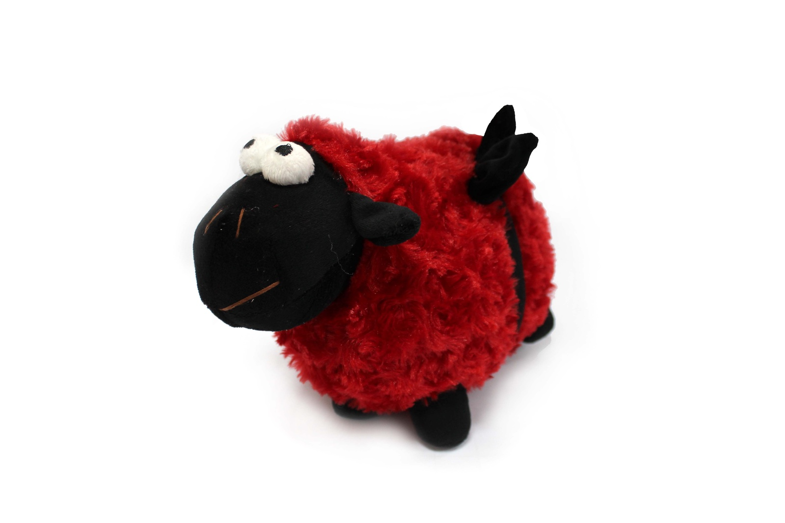 Мягкая игрушка Овечка NY732-2 мягкая игрушка sima land овечка на присосках 18 см 332770