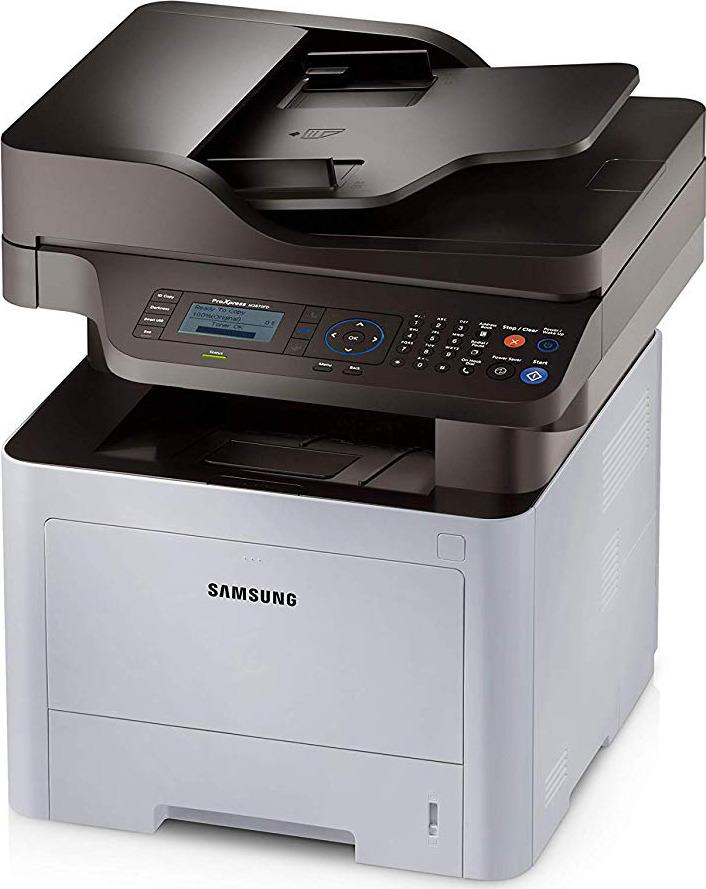 МФУ Samsung Laser SL-M3870FD MFP, SS377G, черно-белый