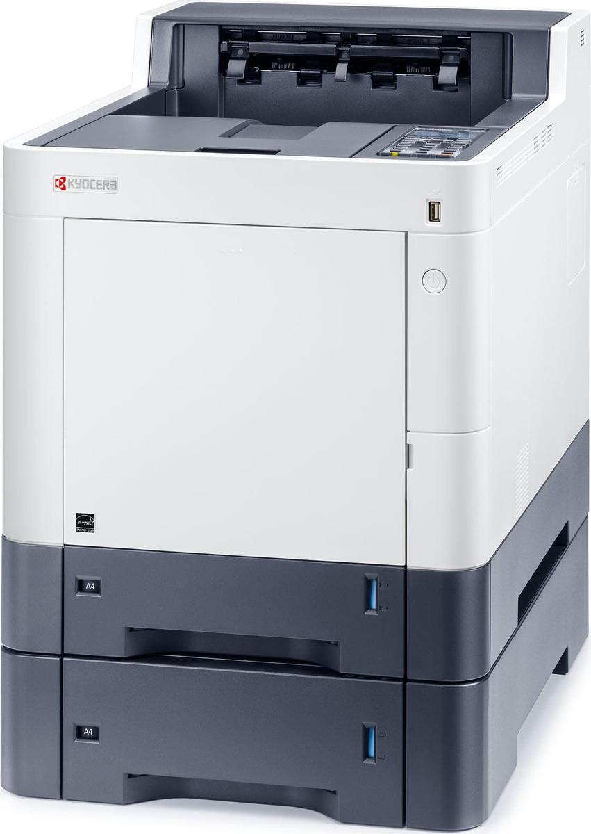 Принтер лазерный Kyocera P6235cdn, белый