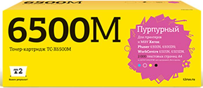 Картридж T2 TC-X6500M, пурпурный, для лазерного принтера цены