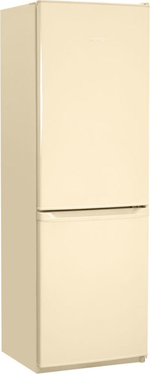 Холодильник Nord NRB 139 732, двухкамерный, бежевый встраиваемый холодильник kuppersberg nrb 17761