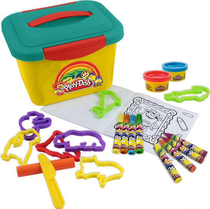 """Набор для рисования Play-Doh """"Маленькая мастерская"""", CPDO011"""