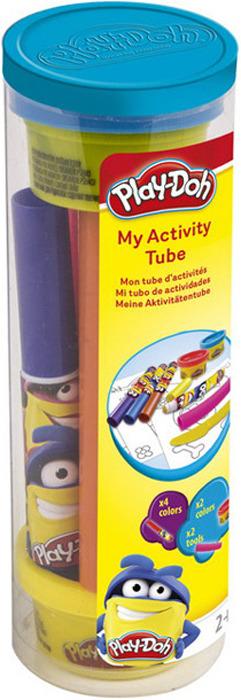 Набор для рисования Play-Doh Туба, CPDO117 набор для рисования play doh необычное яйцо cpdo062