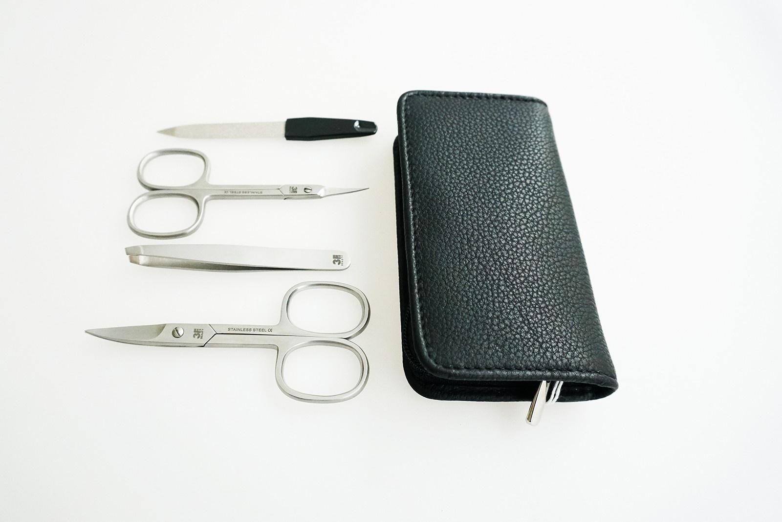 Набор маникюрных инструментов 3F Instruments 4 предмета
