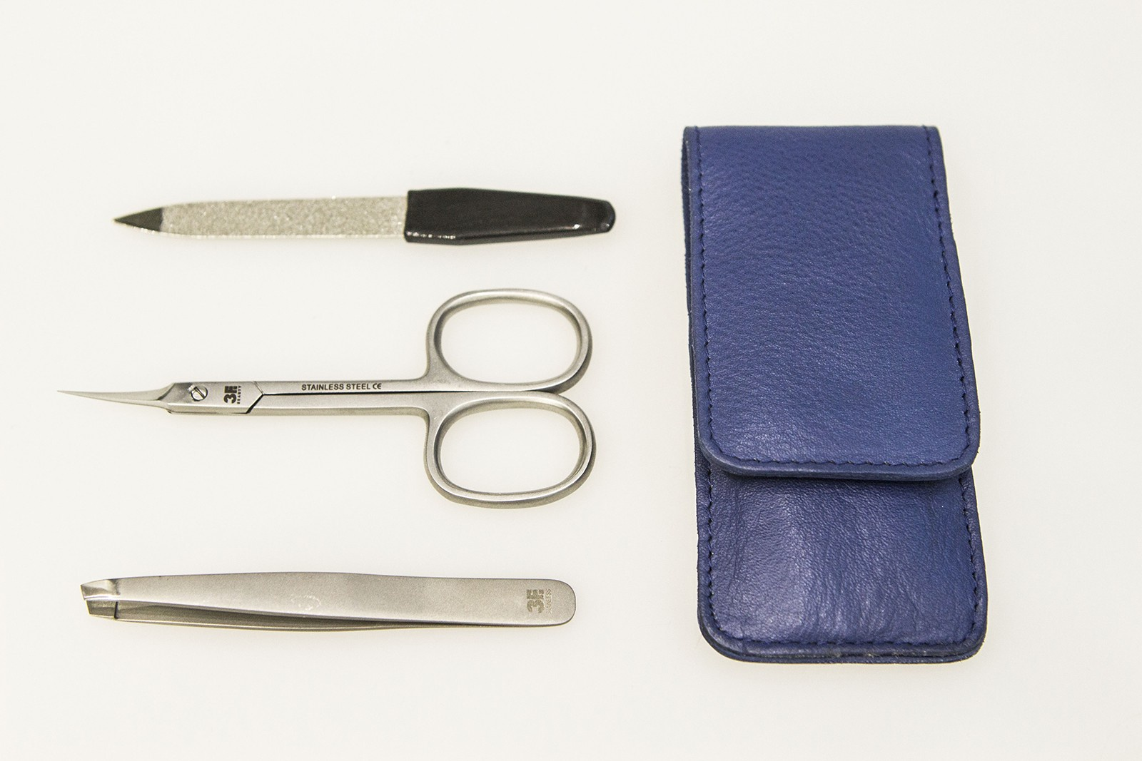 Набор маникюрных инструментов 3F Instruments 3 предмета